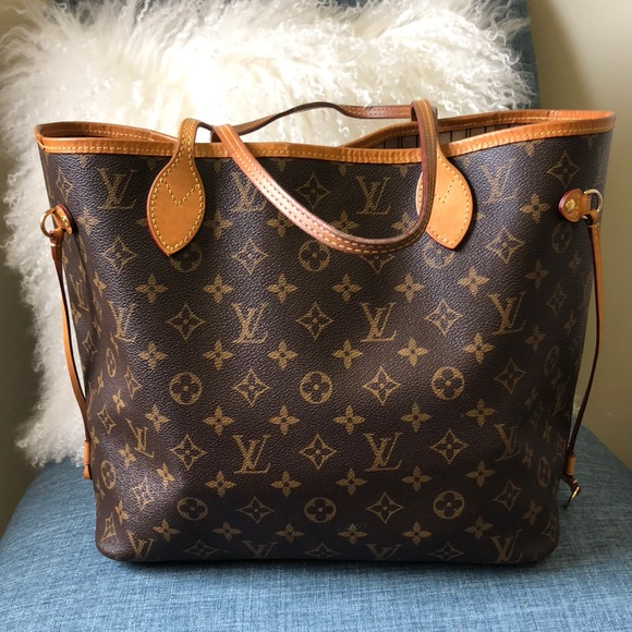 60% clearance largest selection of factory LV Neverfull purse